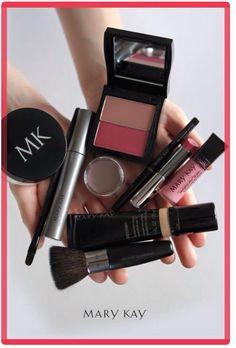 Maquillaje fantástico #consultoraindependiente #marykay