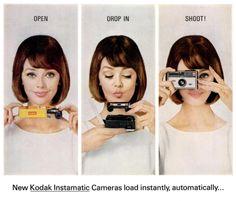 Vintage Kodak ad