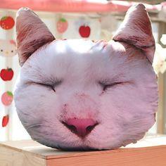 新しい到着の3dデジタル印刷動物の枕のパターンぬいぐるみ猫形のクッション-クッション-製品ID:60292969766-japanese.alibaba.com