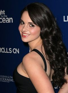 Vanessa Marano...kinda obsessed with her and her gorgeous locks!