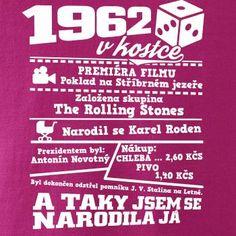 1962 v kostce - Pure dámské triko | MyShirt.cz