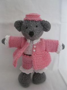 inspiration modèle tricot pour doudou : A voir sur http://www.aubout-del-aiguille.fr/modele-tricot-pour-doudou/inspiration-modele-tricot-pour-doudou/