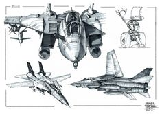 Student created military aircraft designs - Help Us Salute Our Veterans by supporting their businesses at www.VeteransDirectory.com, Post Jobs and Hire Veterans VIA www.HireAVeteran.com Repin and Link URLs