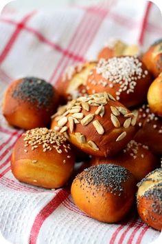 Fräulein M. kocht!: Laugenkonfekt