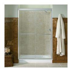 Kohler Fluence Bypass Sliding Shower Door- $392.32