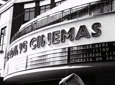 Reading cinemas because i meet alot of people there. And becuase its a good place to go watch movies.