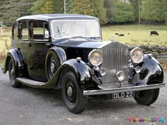 1937 Rolls-Royce Phantom III Limousine #Provestra #Skinception #coupon code nicesup123 gets 25% off