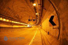 Túnel El Sinaloense en la Autopista Durango - Mazatlán