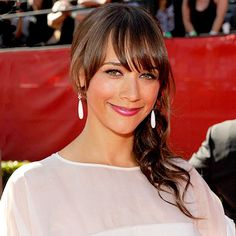 i try to have bangs like hers...TRY being the operative word.