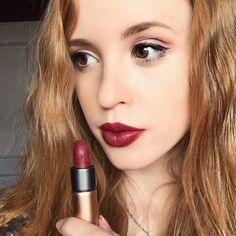 kiko cosmetics....Velvet Passion Matte Lipstick 317.