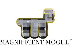 Logo Design for the Magnificent Mogul® Brand, designed by Moksha Media of Dallas - Daymond E. Best Logo Design, Creative Logo, Cool Logo, Web Development, Dallas, Branding, Brand Management, Best Logo, Identity Branding