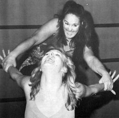 Womens Pro Wrestling: Back When Female Heels Were Tough
