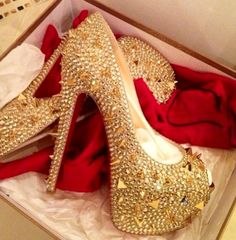 Perfect Christian louboutin high heels!I Love It!!!!http://www.hotstylefans.com/