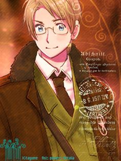 Hetalia America (I believe this is from 2008?) A Bamboo Thicket-like Blog 2nd Version