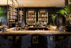 Ресторан и бар в легендарном отеле Blakes