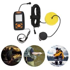 Portable Water-resistant Wire Ultrasonic Fish Finder Echo Sounder 0.6 To 100M Transducer Sensor Depth Finder For River Lake -  Check Best Price for. This Online shop provide the best deals of finest and low cost which integrated super save shipping for Portable Water-resistant Wire Ultrasonic Fish Finder Echo Sounder 0.6 to 100M Transducer Sensor Depth Finder for River Lake or any product promotions.  I think you are very happy To be Get Portable Water-resistant Wire Ultrasonic Fish Finder…