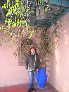 Fotografía: Maica Blasco - Marrakech Marrakech, Planter Pots, Movie Decor, Morocco, Vacations, Plant Pots