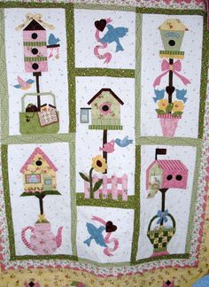 quilted bird houses - Yahoo Canada Search Results