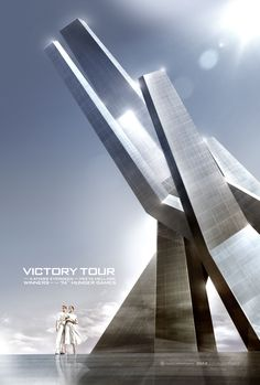 The Hunger Games - Catching Fire poster FullHD 4040 x 6000 (Victory tour focus)