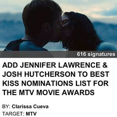 OMG❤️ and vote for The Hunger Games: Catching Fire!!!!!!!!!