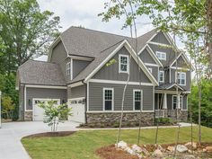 Horizon - The Southern Pines C - Lot 19 | Main Exterior Ston… | Flickr