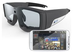 SMI launches Eye Tracking Glasses 2.0 with smartphone-based recorder