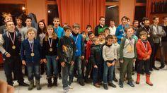 Baudement Julien @LejujuChess  22 janv. Plus  39 participants pour le championnat jeune de Haute-Saone qui se déroulait à Luxeuil les Bains ! #ffe #echecs
