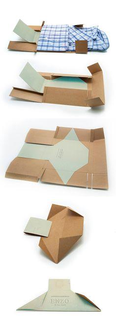Shirt Packaging Desi