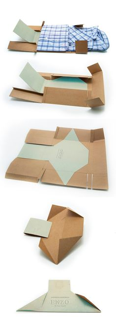 Shirt Packaging Desi