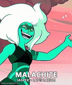 malachite steven universe gifs |