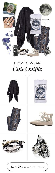 """""""School Outfit: Comfy"""" by shelbyfitzgerald on Polyvore featuring American Eagle Outfitters, Wet Seal, Robert Lee Morris, Charlotte Russe, Casetify and BaubleBar"""