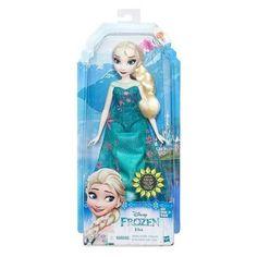 Disney Frozen Classic Frozen Fever Fashion Elsa