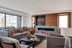 Bermondsey Penthouse by Elizabeth Bowman | HomeAdore