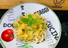 Tejszínes csirkemell cukkinivel, pak choi-al   Andrea von Sattler receptje - Cookpad receptek