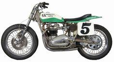 Gary Scott's 1977 Triumph