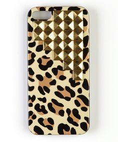 Leporde I phone case.Little pixels at the top.Jenny's wants this one.