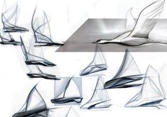 The designer Lena Knab presented to the public sketches of what would be an ideal model of a vehicle facing the future of the Chinese elite. This is the Mercedes Pure Light, a car with modern design and would use magnetic levitation to float through the streets.