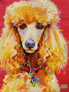 Brady Painting  - Brady Fine Art Print