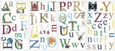 RoomMates Peel and Stick Wall Appliques in Alphabet Alphabet Wall Decals, Kids Wall Decals, Wall Stickers, Vinyl Decals, Abc Wall, Letter Wall, Alphabet Letters, Wall Clings, Wall Appliques
