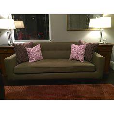 Design Within Reach Bantam Sofa In Fabric 0