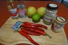 Sesame Hot Sauce Recipe