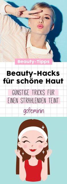 Beauty-Hacks für eine schöne Haut mit Backpulver & Co.