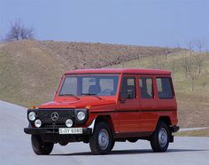 1979 Mercedes-Benz 280GE (W460) | by Auto Clasico