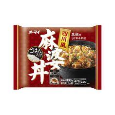 オーマイ 四川風麻婆丼 - 食@新製品 - 『新製品』から食の今と明日を見る!