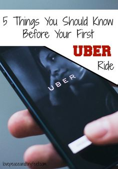If you're new to Uber, here are Uber tips you should know before your first Uber ride.plus an exclusive Uber promo code to save some money on your ride. Uber Promo Code, Iphone Car Mount, Uber Ride, Transportation Services, Blog Love, Iphone Accessories, Latest Technology, The Life, Fun Activities