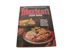 Vintage Mexican Cookbook 1970's Better Homes by ThirstyOwlVintage