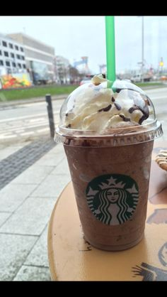 Haha i just love starbucks❤️and here im in Germany om holiday! #Starbucks