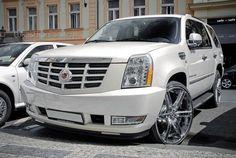 Cadillac Escalade —