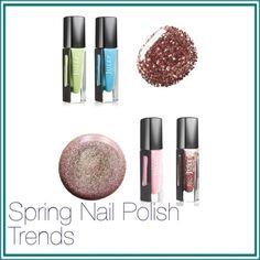Spring Nail Polish Trends