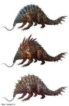Armadillo Creatures
